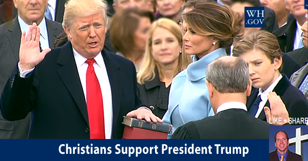 Christians Support President Trump